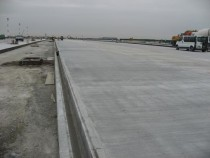 FASERFIX®BIG SL for airport extension in Budapest